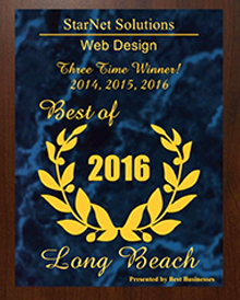 Best Web Designer Long Beach 2014