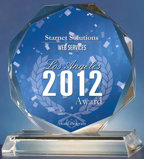 Best Web Designer Los Angeles 2012